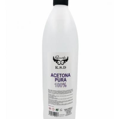Acetona pura greenstyle 1litro