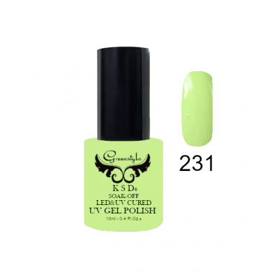 esmalte permanente greenstyle 231