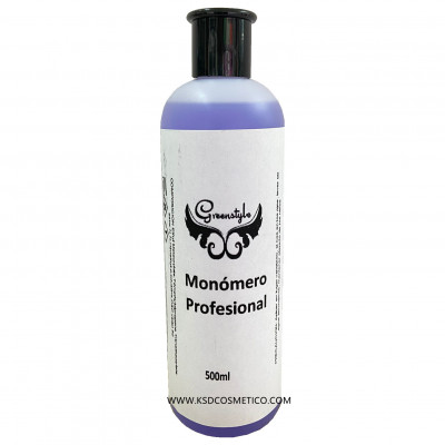 MONOMERO GREENSTYLE 500ML